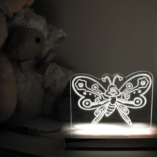 Casey Butterfly Night Light