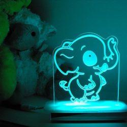 Ella Elephant Night Light