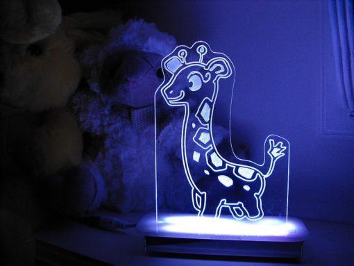 Georgie Girraffe Night Light