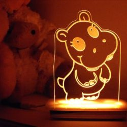 Thomas Hippo Night Light