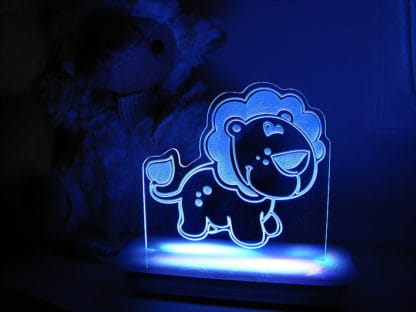Leo Lion Night Light