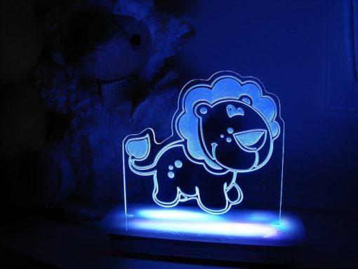 Leo Lion Night Light