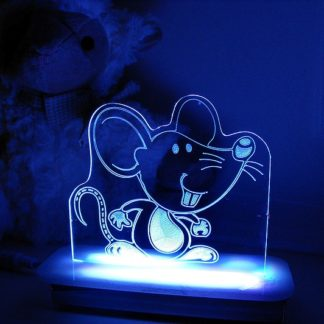 Nibbles Mouse Night Light
