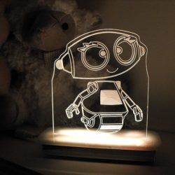 Robot Night Light