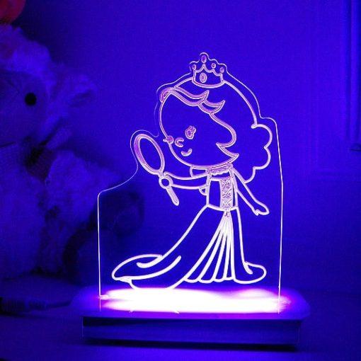 Vanity Princess Night Light