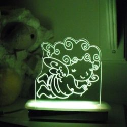 Baby Angel Night Light