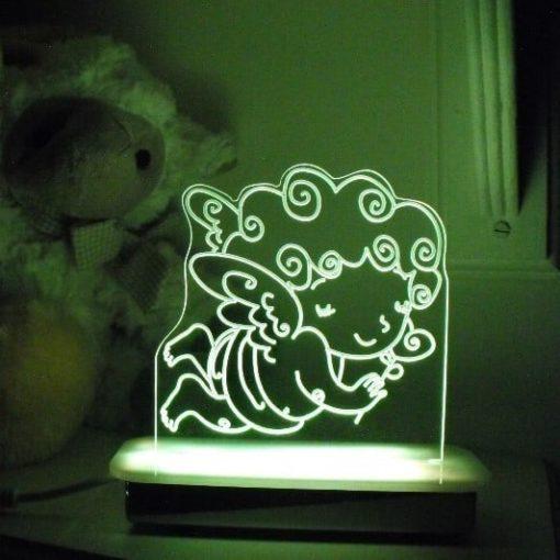 Baby Angel Night Light