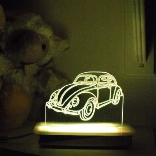 Beetle Car Night Light