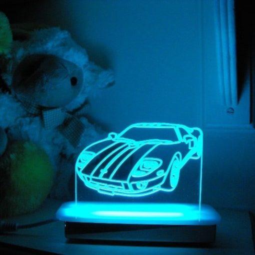 GT Car Night Light