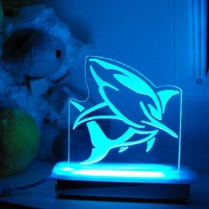 GW Shark Night Light
