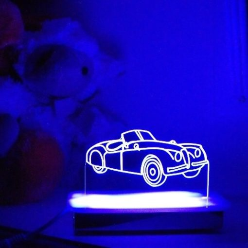Jag Night Light