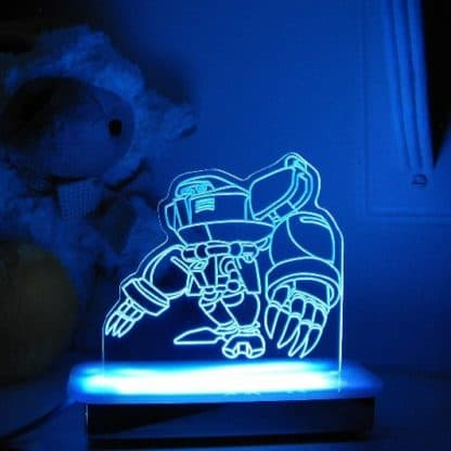 Mechbot Robot Night Light