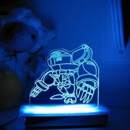 Mechbot Robot Night Light