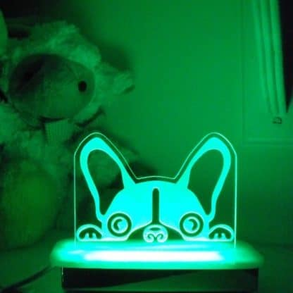 Boston Terrier Night Light