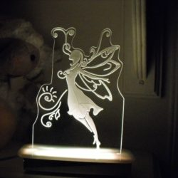 Pixie Dust Fairy Night Light