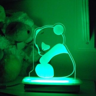 Poppy Panda Night Light