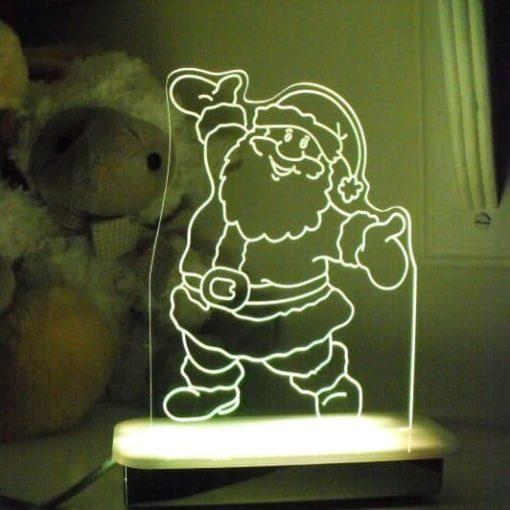 Santa Claus Night Light