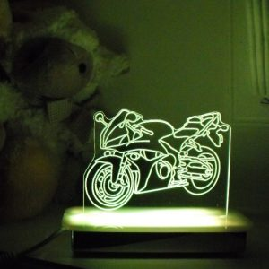 Super Bike Night Light