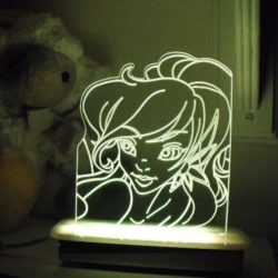 Wonder Fairy Night Light