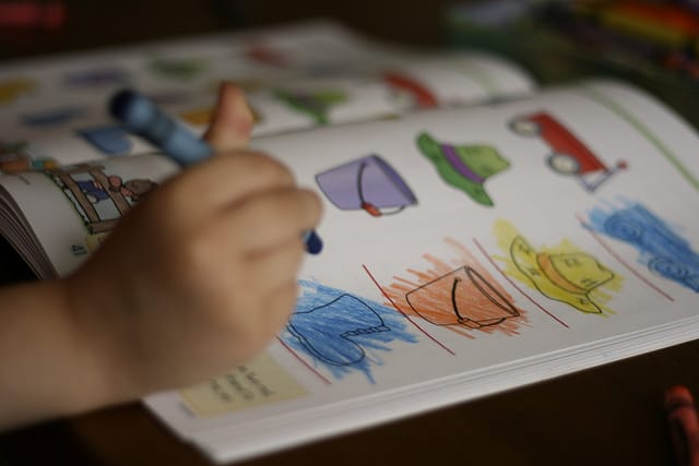 Developing Creativity in Preschool