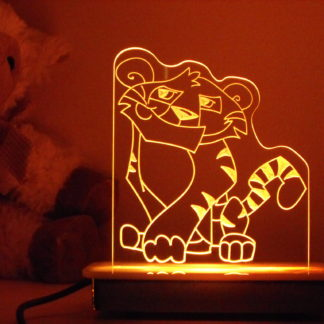 Shiva Tiger Night Light