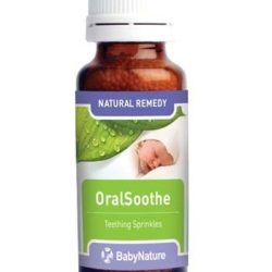 Safe and effective homeopathic remedy to soothe babies and quickly relieve teething pain. Formulated by a Clinical Psychologist. FeelGood OralSoothe