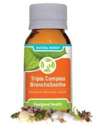 Tissue salts for respiratory health. BronchoSoothe